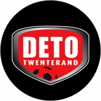 50 mm deto twenterand zwart